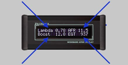 Zeitronix ZT2-LCD Zt-2 Wideband Controller and Datalogging System