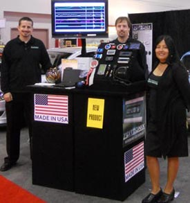 SEMA 2010 Booth Group